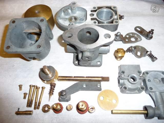 reglage carburateur solex traction
