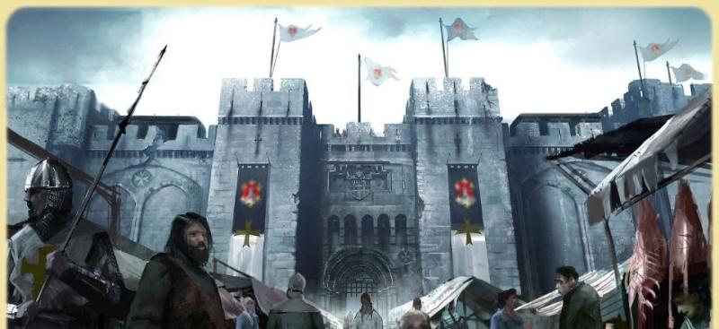 Citadelle du Rey: Ordre Royal et Equestre du Saint S�pulcre