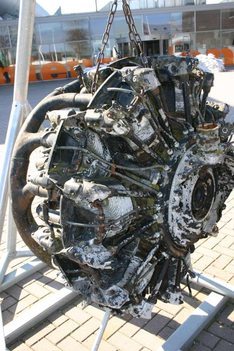 un moteur de b24