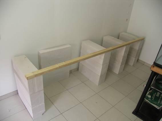 installation d 39 un 1200l. Black Bedroom Furniture Sets. Home Design Ideas