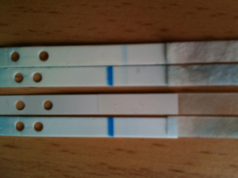 Cb pas enceinte d mont tests et sympt mes de - Prix test de grossesse clearblue digital ...