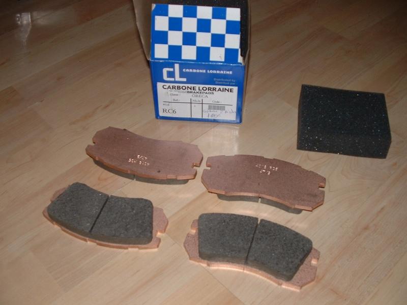 Plaquette carbone lorraine rc6