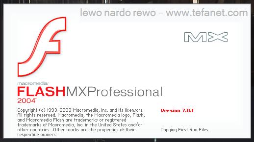 برنامج الفلاش Mx 2004 حصريا