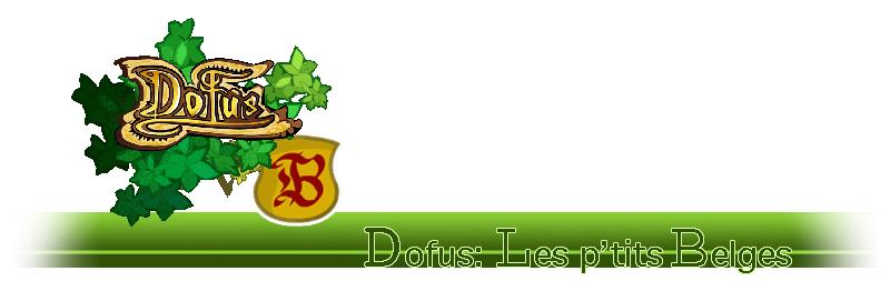 Dofus: Les p'tits Belges