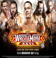 WWE Wrestlemania 2010