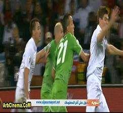 تحميل مباراة انجلترا والجزائر  0-0 ملخص كامل mini match