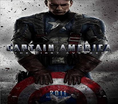 إعلان فيلم Captain America 2011 مترجم جودة دي في دي - مشاهدة