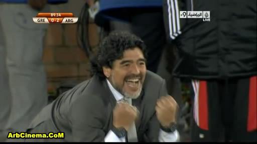 الأرجنتين 2010 المباراة Greece Argentina argg10.jpg
