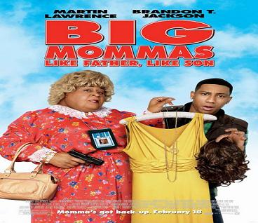 فيلم Big Mommas Like Father Like Son DVDr-R5 مترجم دي في دي