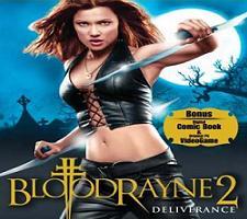 فيلم BloodRayne 2 Deliverance مترجم 155MB مصاصي الدماء أكشن