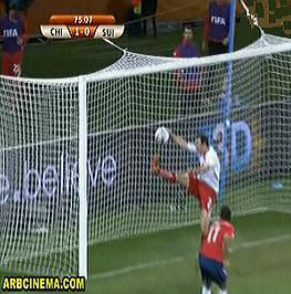 فوز تشيلي على سويسرا 1-0 تحميل ومشاهدة هدف المباراة