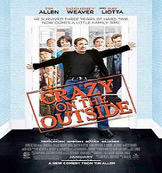 Crazy on the Outside 2010 DVDRip