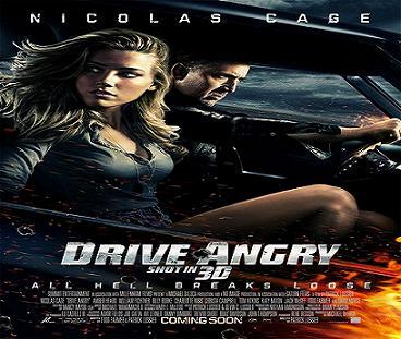 الترجمة الدقيقة لفيلم Drive Angry 2011 PPVRIP
