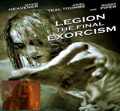حصريآ فيلم Legion The Final Exorcism 2011 مترجم بجودة DVDRip
