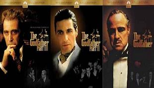 The Godfather 1 & 2 & 3 DvDrip