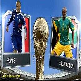 فوز جنوب افريقيا 2-1 على فرنسا تحميل ومشاهدة اهداف المباراة