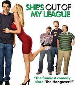 مترجم النسخة الديفيدي لفيلم Shes Out Of My League 2010 BRRip