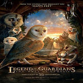 فيلم Legend of the Guardians The Owls of GaHoole 2010 مترجم