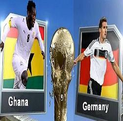 فوز المانيا على غانا 1-0 تحميل ومشاهدة اهداف المباراة