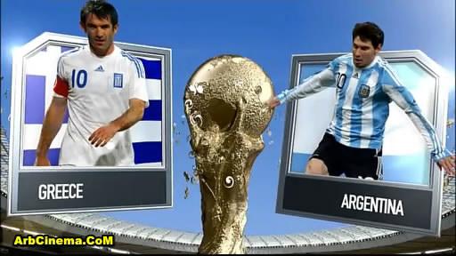 الأرجنتين 2010 المباراة Greece Argentina greece14.jpg