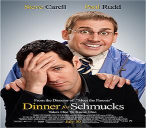 فيلم Dinner For Schmucks 2010 DVDr مترجم بجودة دي في دي