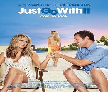 حصريآ فيلم Just Go With It 2011 R5 مترجم جودة دي في دي