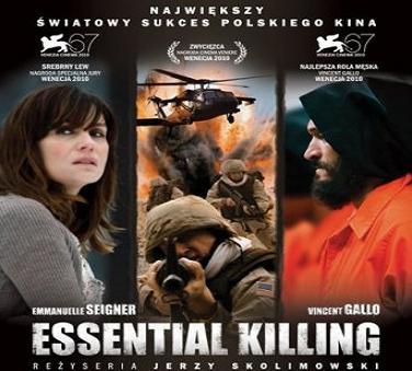 حصري فيلم Essential Killing 2010 مترجم بجودة DVDrip دي في دي