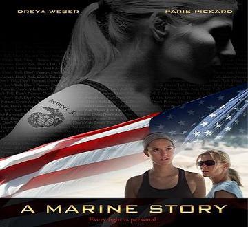 تم إعادة رفع فلم A Marine Story 2010 DVDRip بالترجمة الكاملة