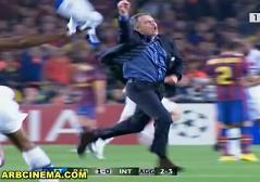 Barcelona 1 - 0 Inter Milan 28 april 2010 full highlight avi