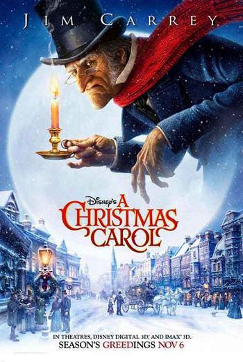 ���� Christmas Carol 2009 DVDRip