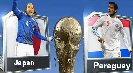 وباراجواي world Paraguay Japan live paragu17.jpg