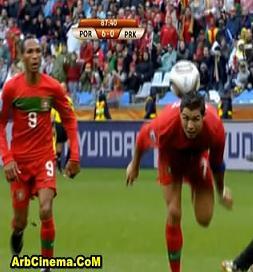 فوز البرتغال 7-0 على كوريا الشمالية تحميل جميع الأهداف