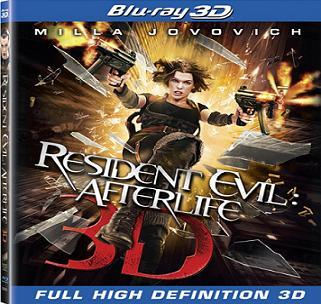 مترجم بجودة بلوراي Resident Evil AfterLife 2010 Blu-Ray