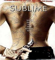 فيلم الرعب المثير Sublime 2007 DvDrip مترجم
