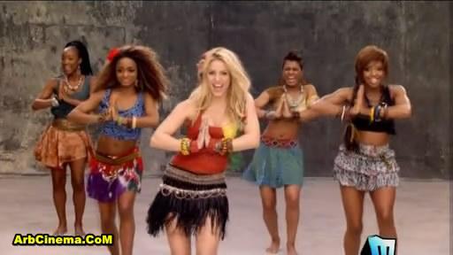 Shakira WAKA WAKA Video clip snaps188.jpg