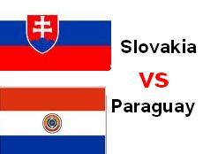 Slovakia vs. Paraguay مشاهدة مباشرة وتحميل اهداف المباراة