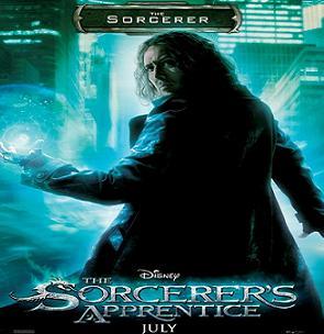 فيلم The Sorcerers Apprentice 2010 مترجم بجودة DVDr دي في دي