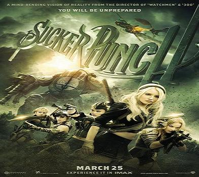 فيلم Sucker Punch 2011 Blu-ray مترجم بلوراي بالترجمة الكاملة