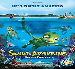 فيلم Sammys Adventure The Secret Passage 2010 مترجم R5