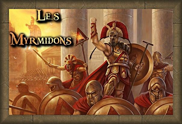 Les Myrmidons