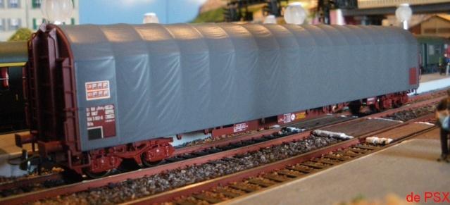 Les grands types de wagons for Coil porte rapide