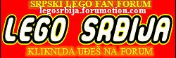 Lego Srbija je srpski kolekcionarski lego forum