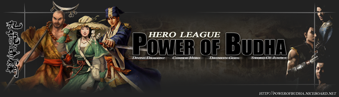 Power of Budha Hero League