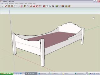 Fabriquer un lit d 39 enfant mamans nature forum grossesse amp b b - Fabriquer un lit d enfant ...