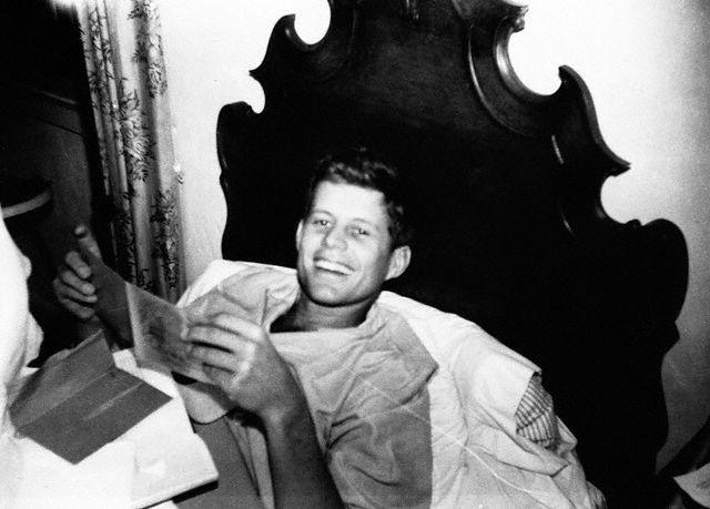 JFK à Londres (08.1937)