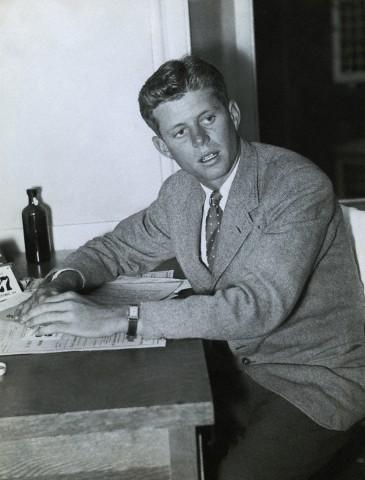 JFK à Harvard (1938)