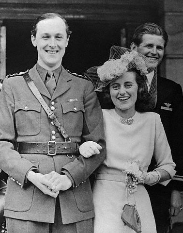 William Cavendish et Kathleen Kennedy (06.05.1944)