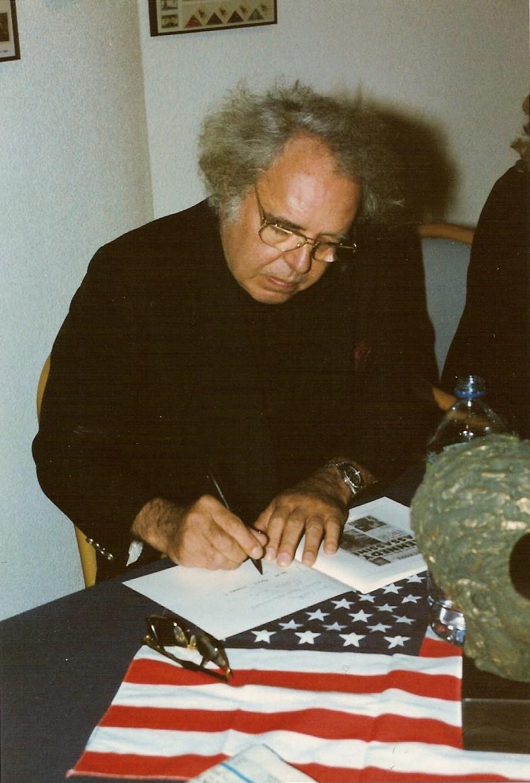 Jacques Lowe à Bruxelles (30.05.1997)