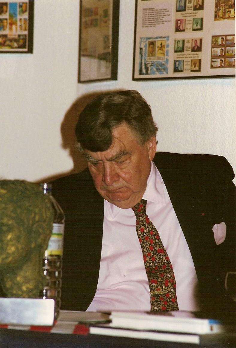 Pierre Salinger à Bruxelles (30.05.1997)