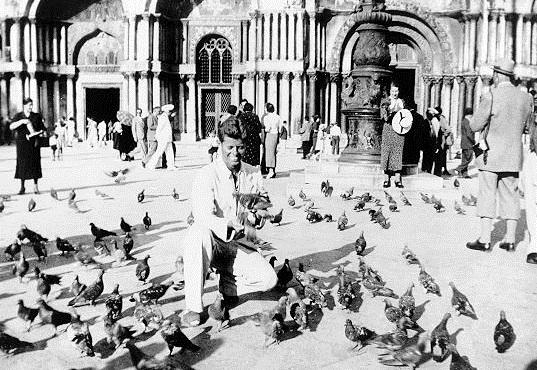 JFK à Venise (08.1937)